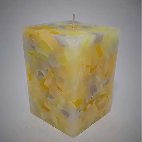 Small Square Candle