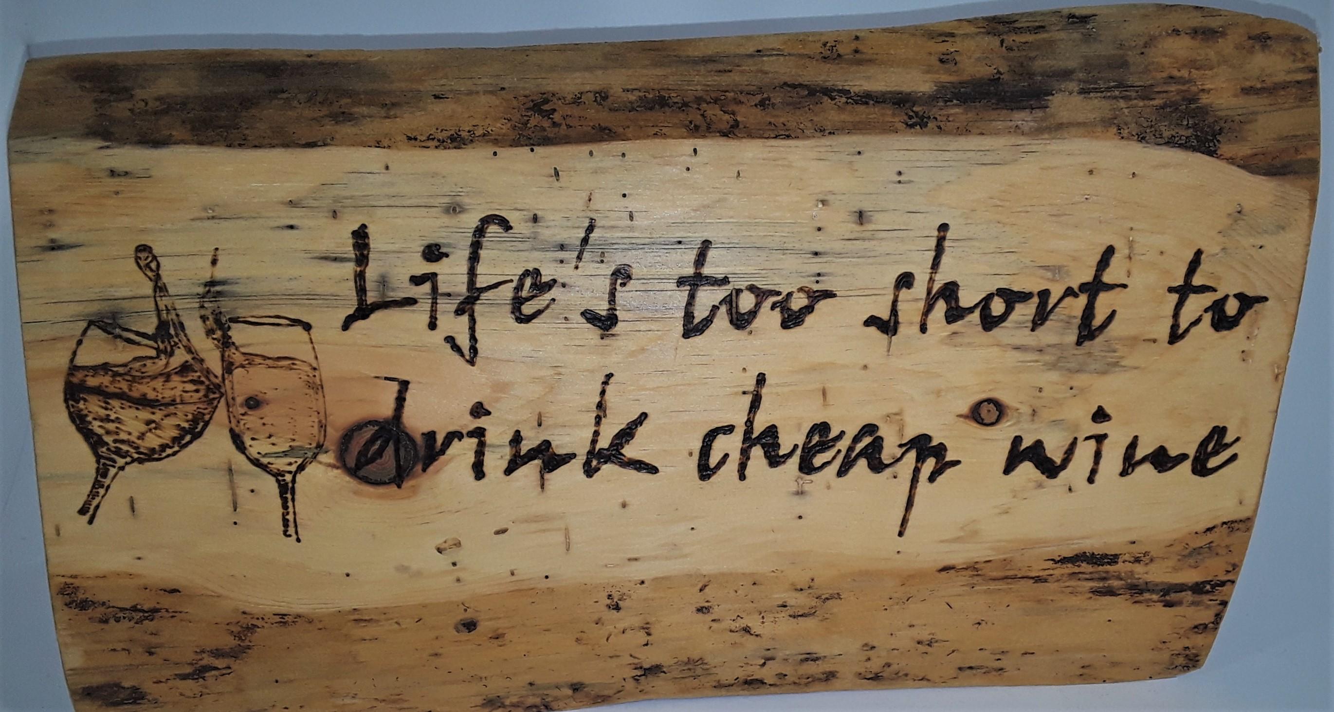 Life too short 1