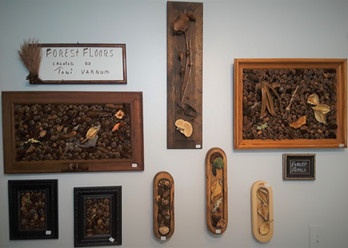 Beautiful and Unique Wall Displays