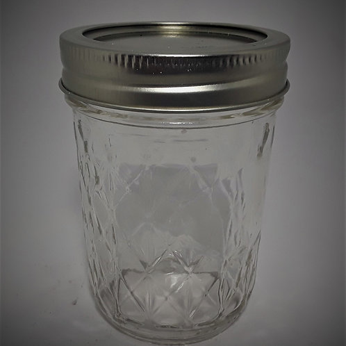 8 Ounce Jar Candle