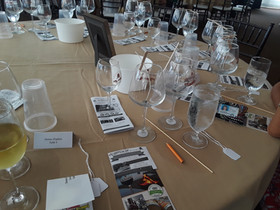 Combine Candle Making with Wine Tasting.