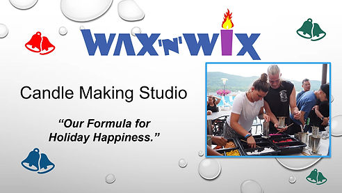 Wax 'n' WiX Happiness Formula