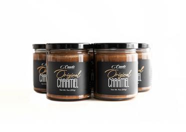 Canelé Caramel Label