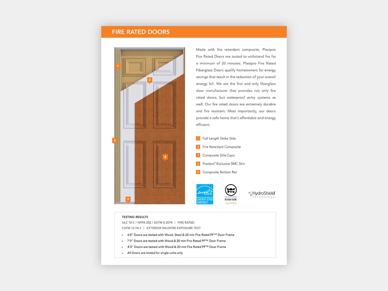 Door Anatomy Flyer
