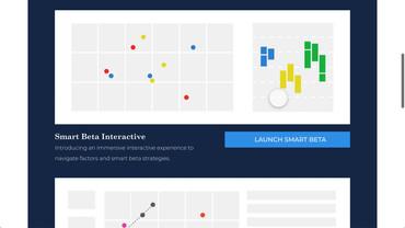 Research Affiliates Web Prototype