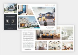 Avenue Homes Brochure