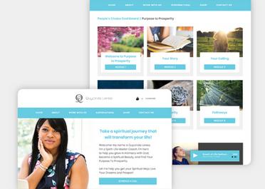 Quycinda Leress Website