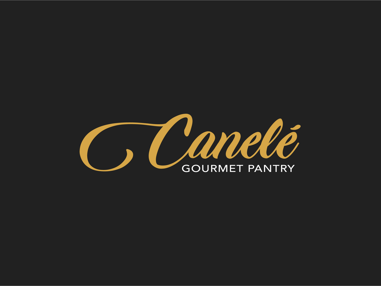 Canelé Gourmet Pantry Logo