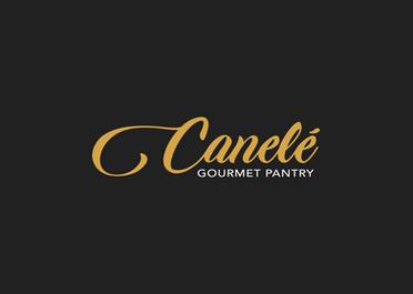 Canelé Pantry Logo