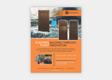 Plastpro Flyer