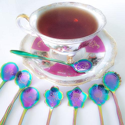 Petal Tea Spoon