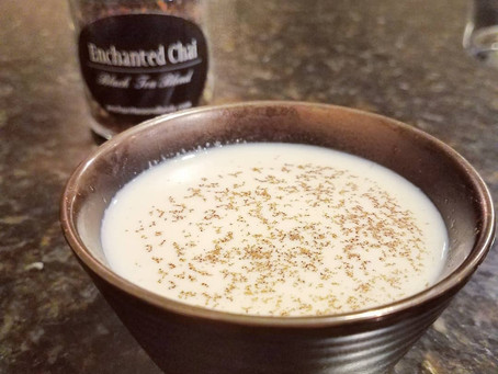 Enchanted Chai Latte