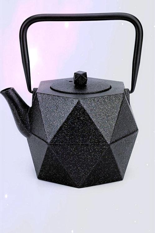 Nebula Cast Iron Teapot