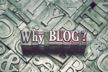 Blogging Blues