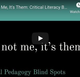 Critical Pedagogy Blind Spots Webinar