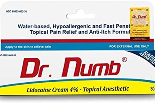Dr. Numb Topical Numbing Cream 10g