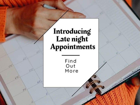 New Late Nights!