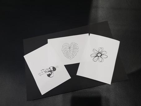 New prints, now on sale 🖤