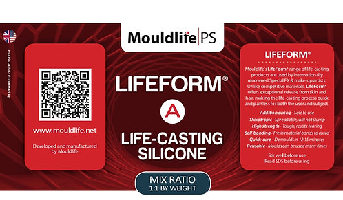 LifeCasting Silicone LifeForm Kit Standard Set