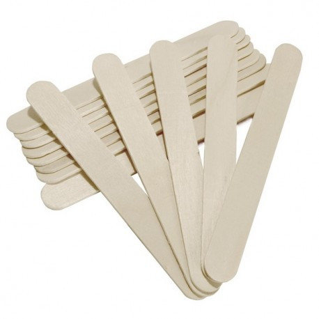 Wooden Tongue Depressors Pack (25 count)