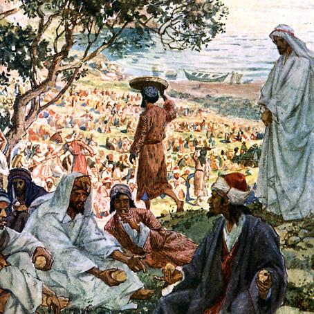 The Supernatural Feeding of 5,000
