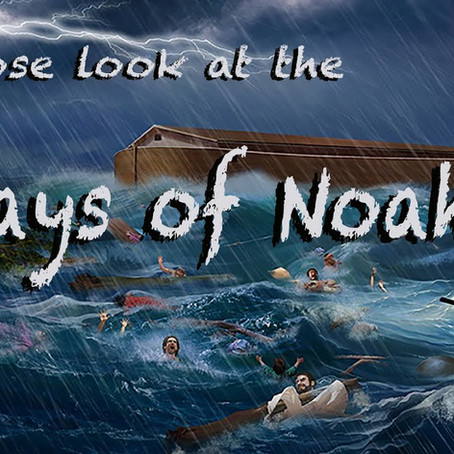 What Happened the Day Noah Entered the Ark?