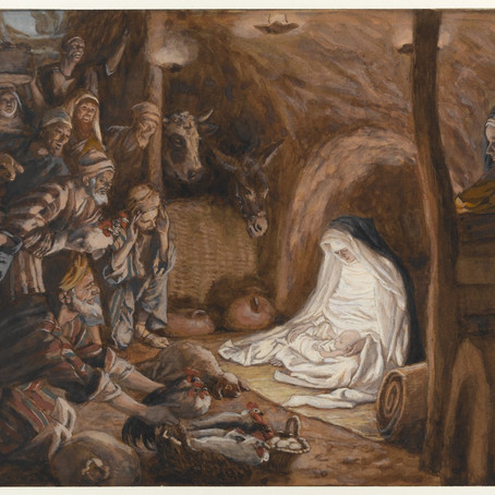 What was the Birth of the King of Heaven Really Like?