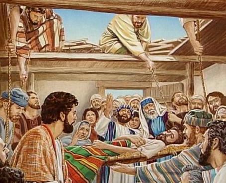 Jesus' Indirect Claim to be God
