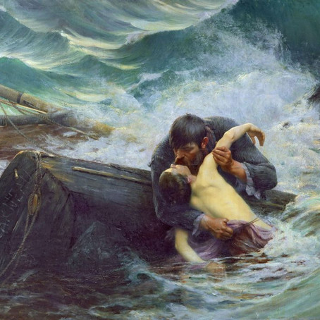 The Parable of the Lifesaving Station