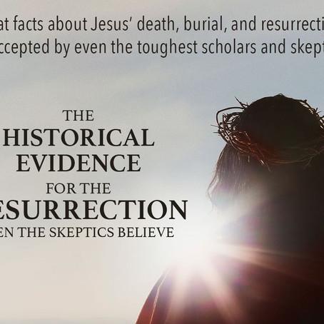 Evidence for Resurrection Skeptics
