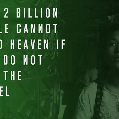 When Do Most People Hear the Gospel?