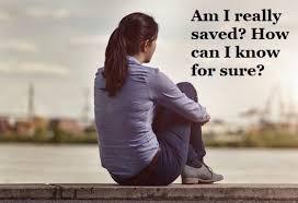 6) Assurance of Salvation