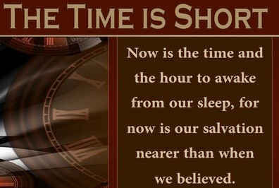 Who Will Be Asleep at the Coming of the Lord?