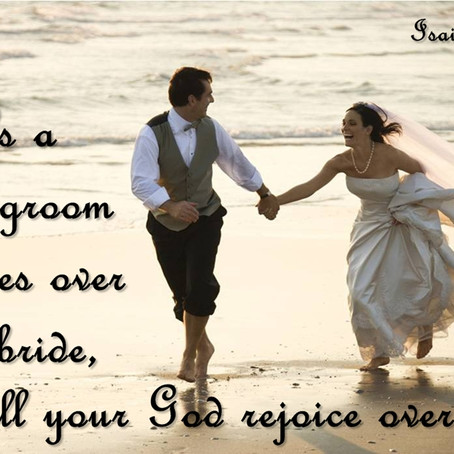 Called to be Married to Christ