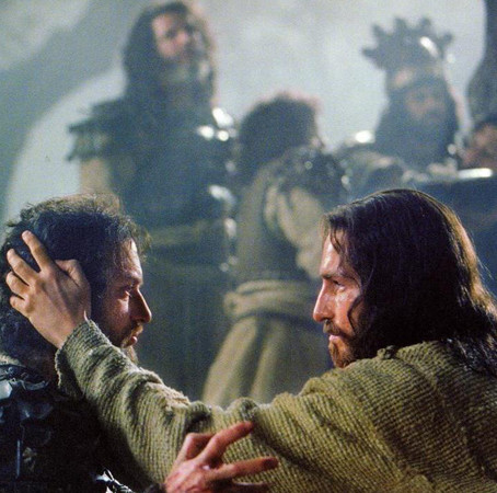 Jesus Heals the Servant of the High Priest