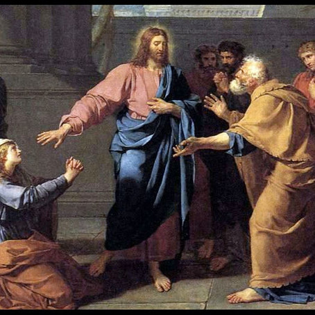 The Deliverance of a Canaanite Woman's Daughter