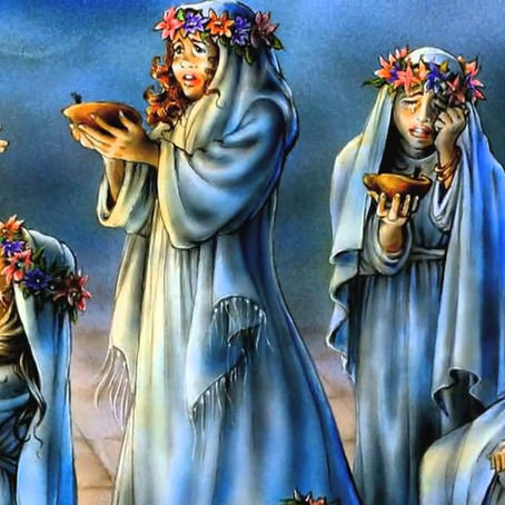 The Mistakes of the Five Foolish Virgins