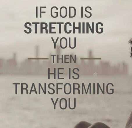 God Wants to Stretch Our Faith