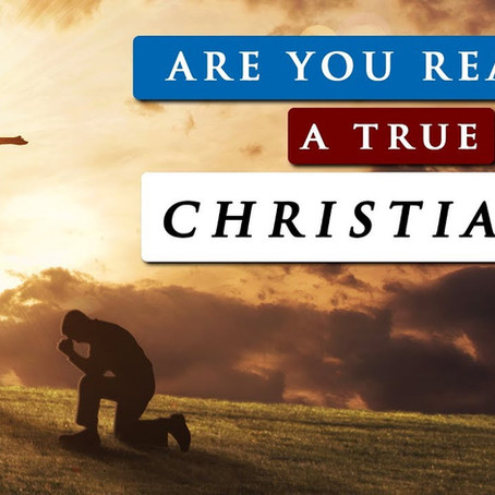 How Does a Person Know If They Are a True Christian?