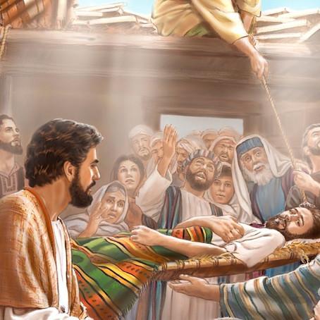 Can a Man Forgive Sins?