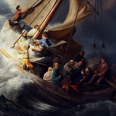 Jesus' Control of the Wind and the Waves
