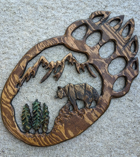 Bear Paw 60$