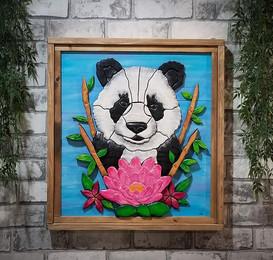 Bamboo Panda - $160