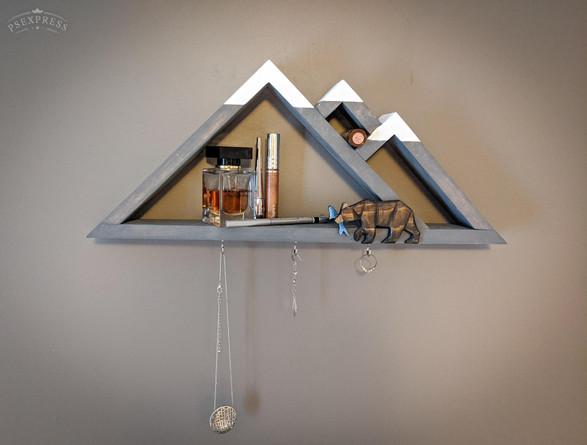 FIshing bear mountain hanger - 50$