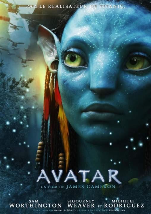 Semiotic Analysis Of Avatar Movie Poster