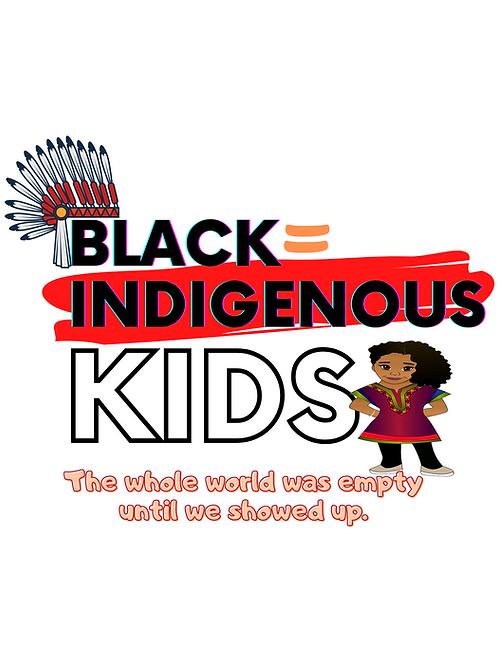 Indigenous Kids Tee