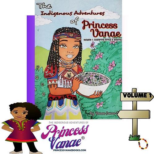 Vol 1: Exploring Africa & America.