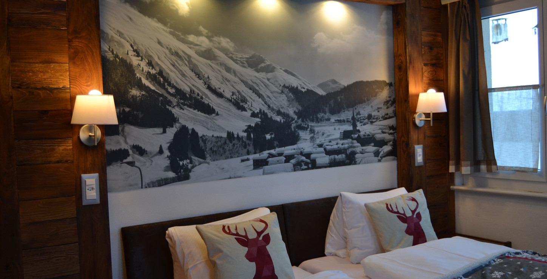 Mountain Lodge room