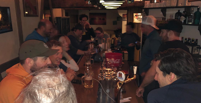 Mountain Lodge Bar