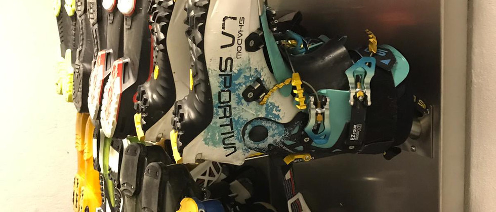 Mountain Lodge ski boot dryer